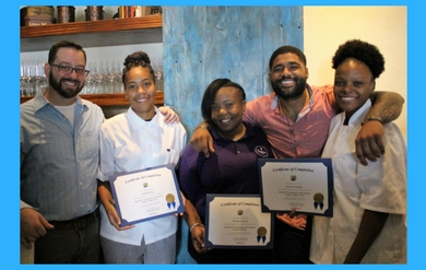 Learning for Life Graduates