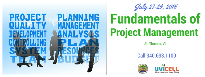 Learn the Fundamentals of Project Management